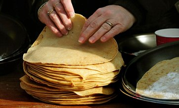 Happy Pancake Day! How to make a perfect pancake on Shrove Tuesday