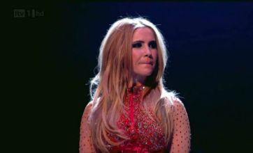 Heidi Range blasts DOI's Katarina Witt as Sebastien Foucan admits exit tears