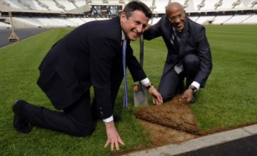 London 2012 Olympics: £2m to be spent ripping up pitch to put in heating