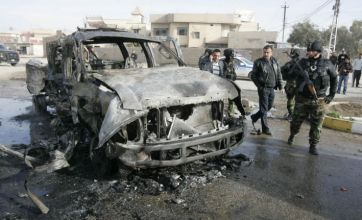 Baghdad suicide attacks and others across Iraq leave dozens dead