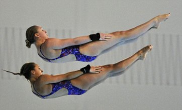 London 2012 Olympics: British diving duo win World Cup bronze medals