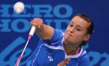 London 2012 Olympics: Badminton duo suffer shock defeats in Austria