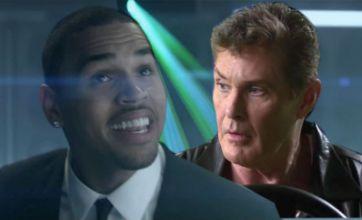 Chris Brown v LMFAO: Music Video Fight Club