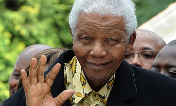 Nelson Mandela flown to hospital for 'routine' medical tests