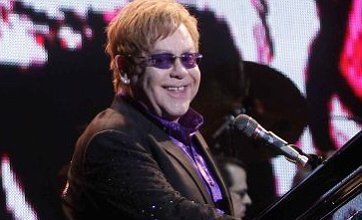 Sir Elton John sets up singles tables at post-Oscars party for Katy Perry and Heidi Klum
