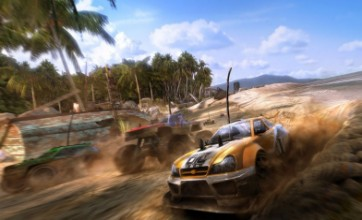 MotorStorm RC review – size matters not