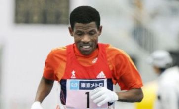 Double Olympic gold medalist Haile Gebrselassie may miss London 2012