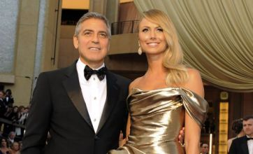George Clooney reveals past as Tony Bennett's driver on Oscars red carpet