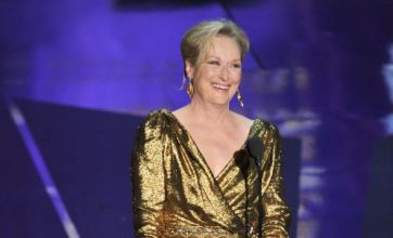 Iron Lady Meryl Streep criticised for forgetting Thatcher at Oscars