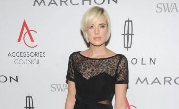 Agyness Deyn reveals she lied about age to help modelling career