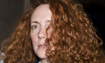 Rebekah Brooks 'victim of phone hacking' while at the Sun