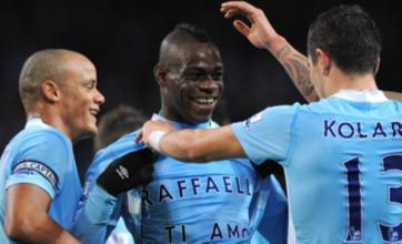 Mario Balotelli forgiven for strip club visit by model girlfriend Raffaella Fico