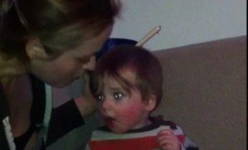 Alicia Silverstone feeds son Bear mouth-to-mouth like a bird
