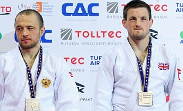 Judoka Colin Oates keen to show rival no hospitality at London 2012