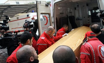 Syria: Marie Colvin and Remi Ochlik's bodies recovered as Red Cross aid delayed