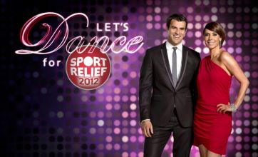 Let's Dance For Sport Relief live blog: 3rd March 2012