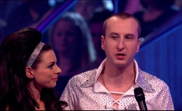 Andy Whyment exits Dancing On Ice