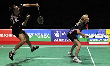 Badminton star boosts Olympic hopes by dropping doubles partner – his girlfriend
