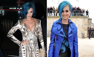 Katy Perry v Katy Perry at Paris Fashion Week: Hot or Not