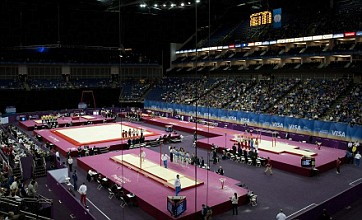 Colour of carpet at Olympic venue piles pressure on British gymnasts