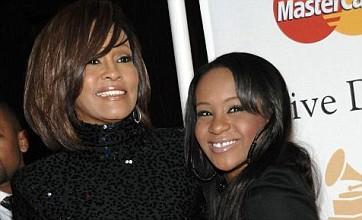 Whitney Houston's daughter Bobbi Kristina drops Brown surname