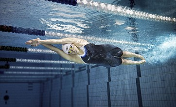 Rebecca Adlington: It's a massive relief knowing I'll be at the Olympics