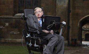 Stephen Hawking films cameo for US sitcom The Big Bang Theory