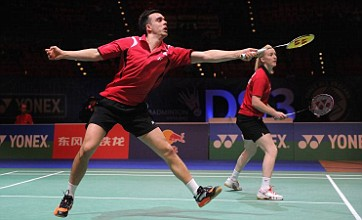 Chris Adcock and Imogen Bankier seal epic win in British badminton battle