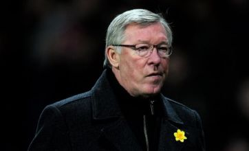 No complaints from Sir Alex Ferguson as Manchester United crash out of Europe