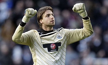 Tim Krul savours Newcastle's must-win victory over Norwich