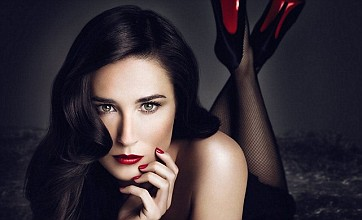 Demi Moore looks back to her best in new Helena Rubinstein ad campaign