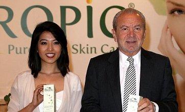 Lord Sugar invests in The Apprentice loser Susan Ma's skincare range