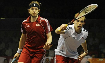 World squash number one James Willstrop learns lessons from his diary