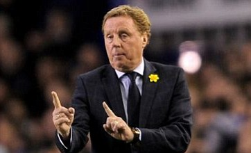 Harry Redknapp: Spurs are ready for Stoke test after Muamba's collapse