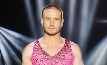 Matthew Wolfenden poised to take Dancing On Ice 2012 crown in final