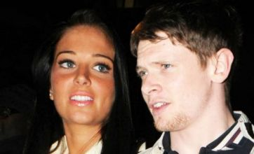 Tulisa gets over sex tape woes with dinner with Jack O'Connell and family