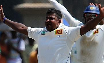 Rangana Herath leaves England in a spin as Sri Lanka take healthy