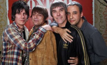 Beady Eye, Professor Green and Plan B to support Stone Roses