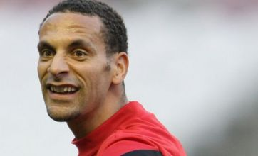 Rio Ferdinand hits back at Patrick Vieira's claim that refs favour United