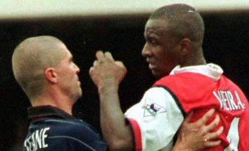 Sir Alex Ferguson warns Vieira: Watch it or I'll unleash Roy Keane