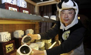 Panda poo tea costing £131 per cup launched by Chinese businessman