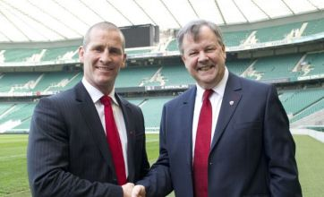 Stuart Lancaster gets top England job and wants to keep Andy Farrell