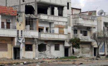 Kofi Annan's Syria peace plan will fail, says rebel chief