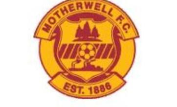 Motherwell FC bus gets stuck under bridge after match