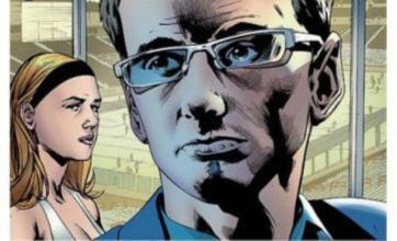 David Tennant plays Simon Cowell character in new Jonathan Ross comic book