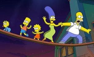 The Simpsons is set in an 'every town' (Allstar)