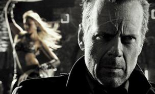 Sin City starred Jessica Alba and Bruce Willis (Allstar)