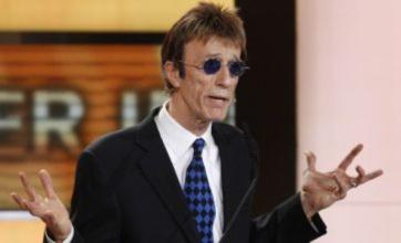 Bee Gees Robin Gibb shows 'flicker of life' after brother sings to him