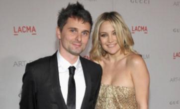 Kate Hudson and Muse's Matt Bellamy 'not planning wedding'
