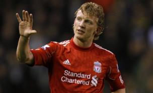 Dirk Kuyt will soon wave goodbye to Liverpool (PA)